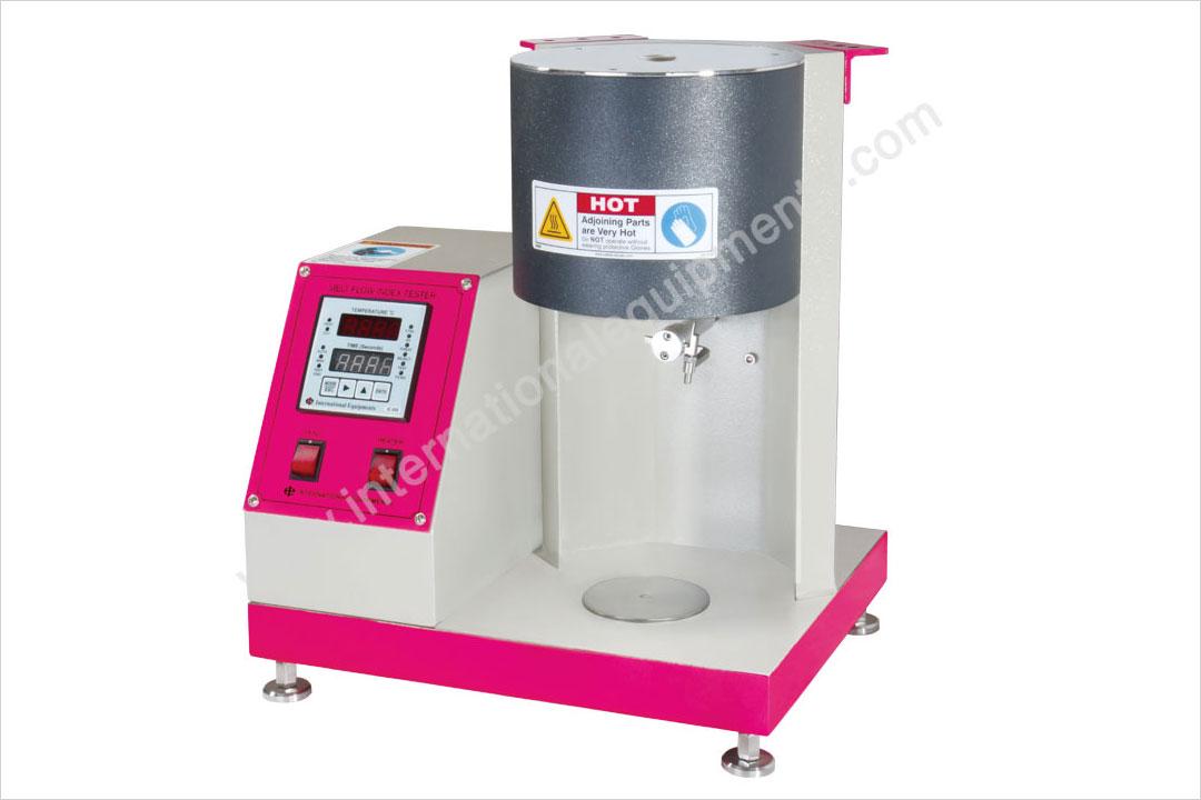 Flow Rate Tester : Plastic testing equipments universal machine